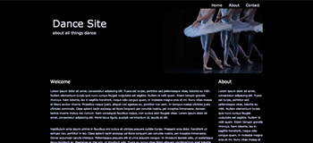 Dance Site